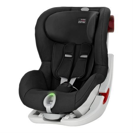 Britax Römer Kindersitz KING II LS Design 2018 Cosmos Black