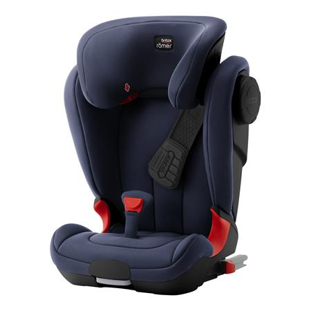 Britax Römer Kindersitz KIDFIX II XP SICT BLACK SERIES Design 2018 Moonlight Blue