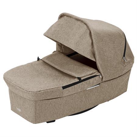 Britax Babywanne Kinderwagenaufsatz GO Design 2019 Sand Melange