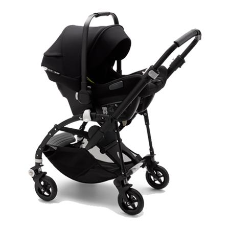 bugaboo turtle air by Nuna Babyschale Stahlblau