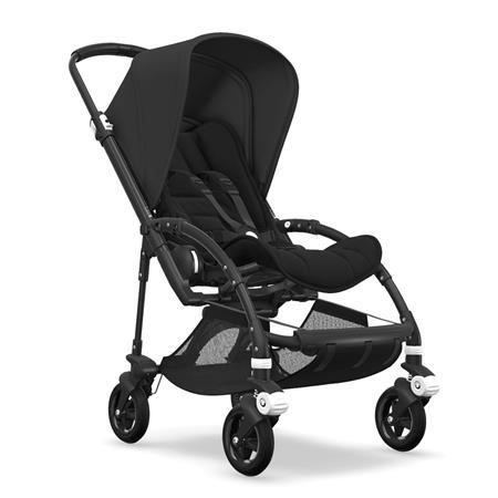 bugaboo bee5 Schwarz-Schwarz-Schwarz | Kinderwagen für die Stadt