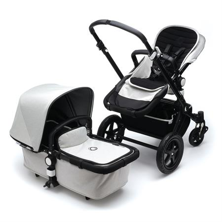 bugaboo cameleon3 Atelier Collection | Kinderwagen Set mit Tragewanne