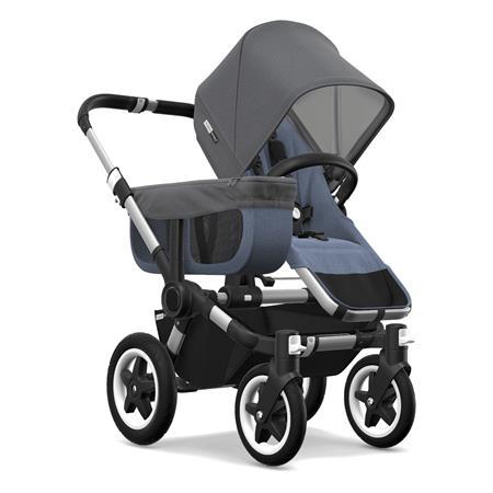 Bugaboo Donkey2 mono Kombikinderwagen Alu | KidsComfort