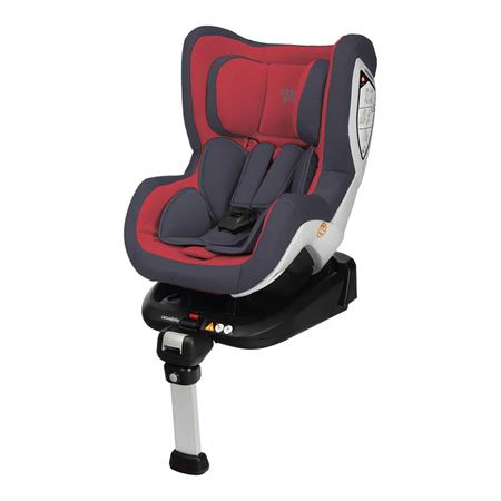 Casualplay Bicare Fix Kindersitz Gr. 0+/1 Flame Red