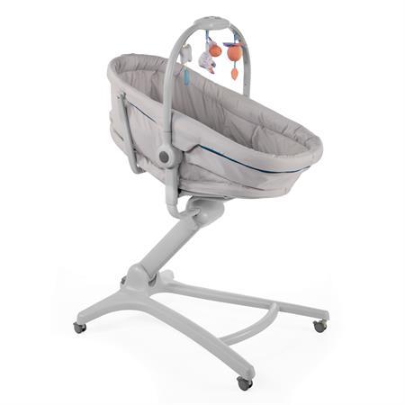 Chicco Babywiege Babybett Baby Hug 4 in 1 Design 2019 Glacial
