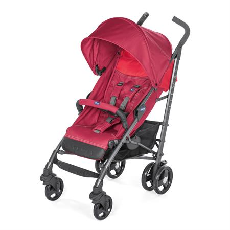 Chicco Buggy Lite Way 3 Design 2018 Red Berry