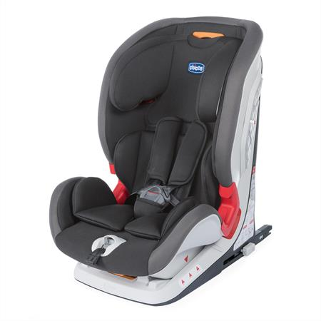 Chicco Kindersitz Gr. 123 Youniverse Fix Design 2019 Jet Black