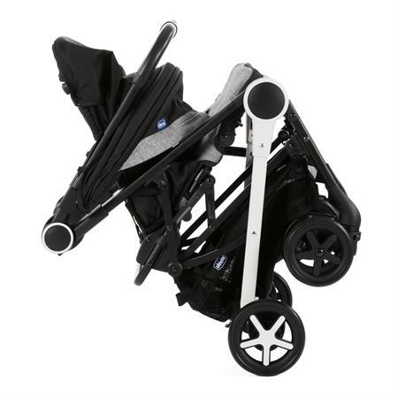 Chicco Sportwagen Miinimo 2 mit faltbarem Frontbügel Black Night