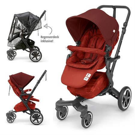 concord neo plus buggy 2019 autumn red
