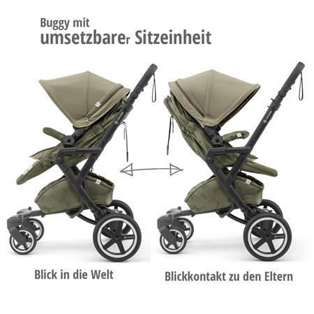 concord neo plus buggy 2019 moss green sportsitz