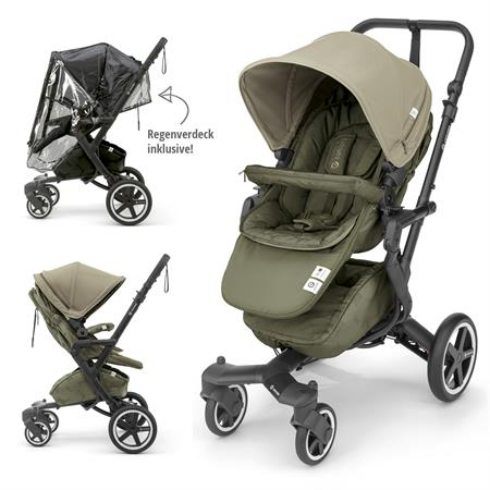 concord neo plus buggy 2019 moss green