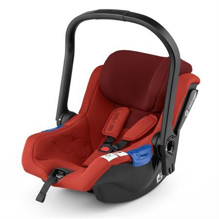 concord neo plus mobility set 2019 autumn red babyschale