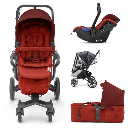 concord neo plus mobility set 2019 autumn red