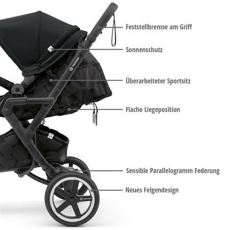 concord neo plus mobility set 2019 shadow black eigenschaften