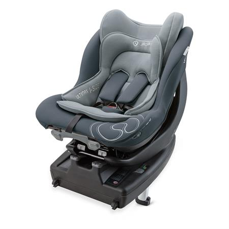concord ultimax i size kindersitz 2018 steel grey. Black Bedroom Furniture Sets. Home Design Ideas
