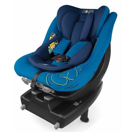 Concord Ultimax I-Size Kindersitz Snorkel Blue