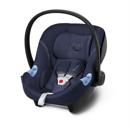 Cybex Babyschale Aton M Design 2018 Denim Blue | Blue