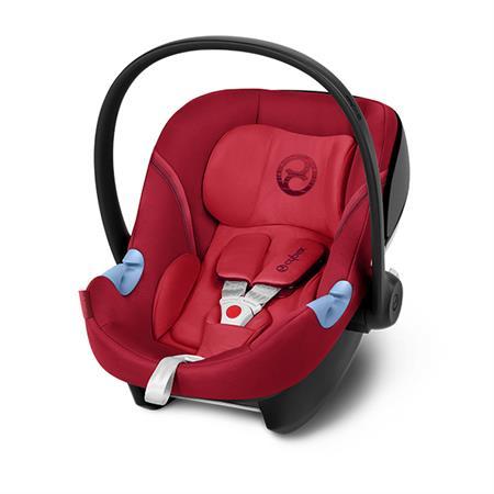 Cybex Babyschale Aton M Design 2018 Rebel Red | Red