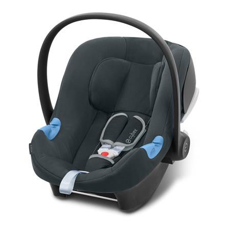 Cybex Babyschale Aton B i-Size Steel Grey | KidsComfort.eu