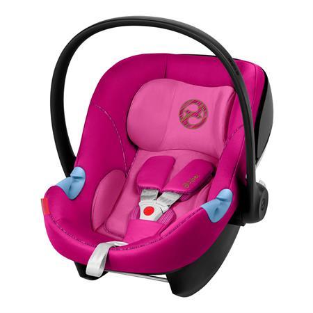 Cybex Babyschale Aton M Design 2019 Fancy Pink | KidsComfort.eu