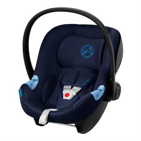 Cybex Babyschale Aton M Design 2019 Indigo Blue   KidsComfort.eu