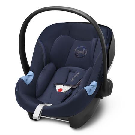 Cybex Babyschale Aton M i-Size Design 2018 Denim Blue | Blue