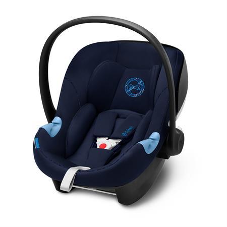 Cybex Babyschale Aton M i-Size | Design 2019 | Indigo Blue