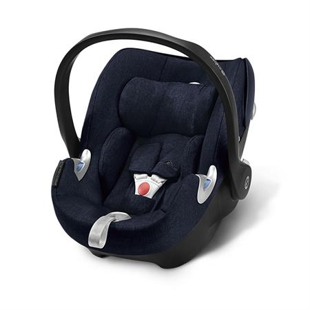 Cybex Babyschale Aton Q Plus i-Size Design 2018 Midnight Blue | Navy Blue