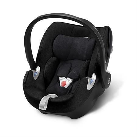 Babyschale Aton Q Plus i-Size Stardust Black | Black