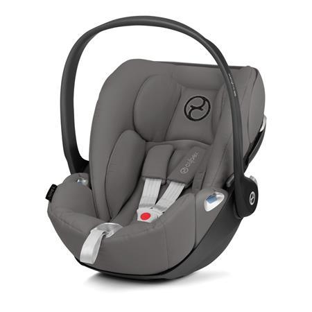 schwarz BABY-PLUS Sonnenverdeck für Babyschale