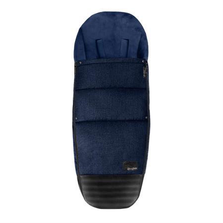 Cybex Fußsack Platinum Midnight Blue