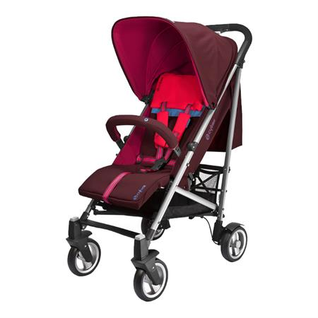 Cybex Buggy Callisto Design Poppy Red | KidsComfort.eu