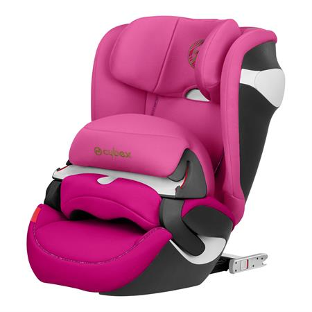 Cybex Kindersitz Juno M-Fix Design 2019 Fancy Pink | KidsComfort.eu