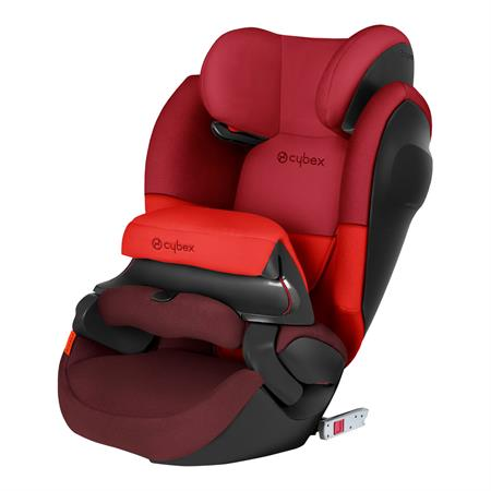 cybex child car seat pallas m fix sl design 2019 rumba red. Black Bedroom Furniture Sets. Home Design Ideas