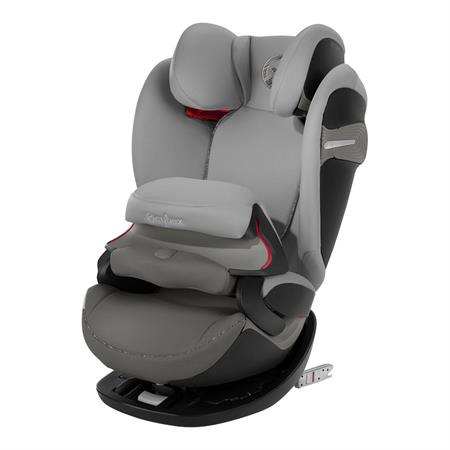 Cybex Kindersitz Pallas S-Fix Design 2019 Manhattan Grey   KidsComfort
