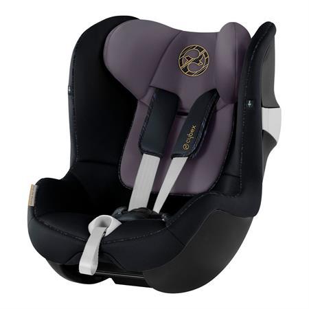 Cybex Kindersitz Sirona M2 i-Size Design 2019 Premium Black