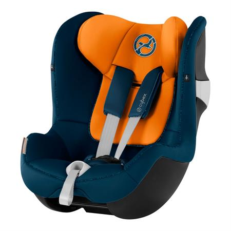 Cybex Kindersitz Sirona M2 i-Size Design 2019 Tropical Blue