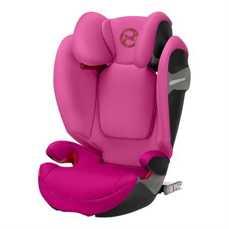 Cybex Kindersitz Solution S-Fix Design 2019 Fancy Pink