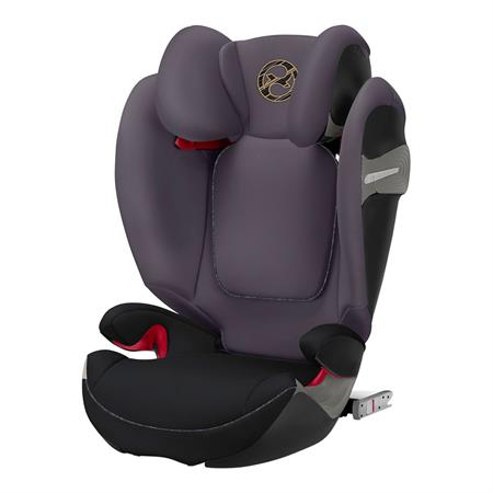 Cybex Kindersitz Solution S-Fix Design 2019 Premium Black