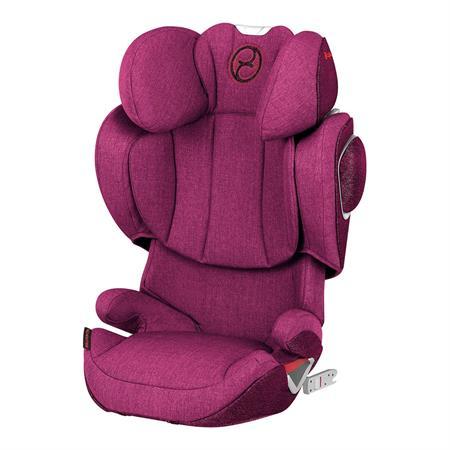 Cybex Kindersitz Solution Z-Fix Plus ✪ Design 2019 ✪ Passion Pink