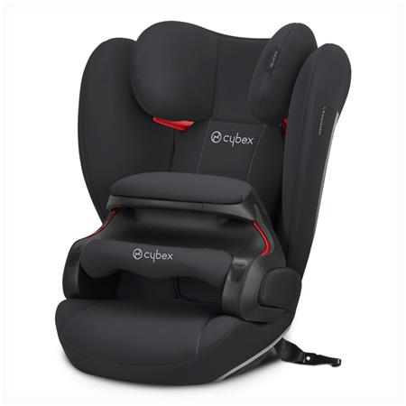 Cybex Kindersitz Pallas B-Fix Volcano Black | KidsComfort.eu