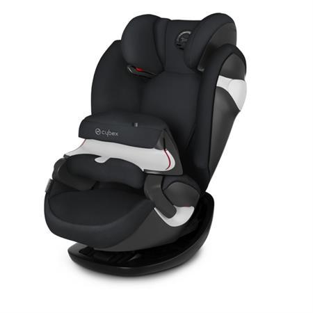 Cybex Kindersitz Pallas M Design 2018 Lavastone Black | Black