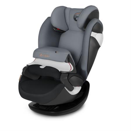 Cybex Kindersitz Pallas M Design 2018 Pepper Black | Dark Grey