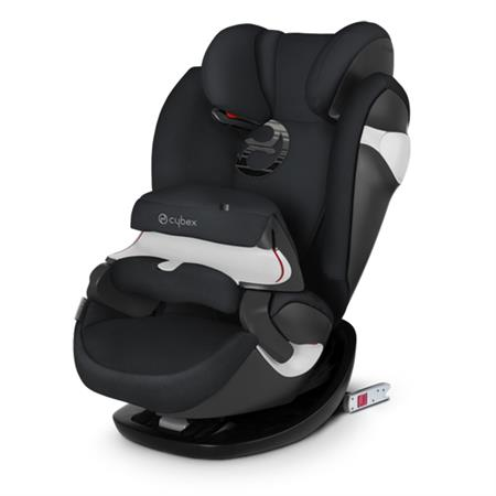 Cybex Kindersitz Pallas M-Fix Design 2018 Lavastone Black | Black