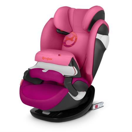 Cybex Kindersitz Pallas M-Fix Design 2018 Passion Pink | Purple
