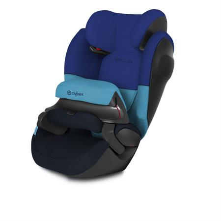 Cybex Kindersitz Pallas M SL Design 2018 Blue Moon | Navy Blue