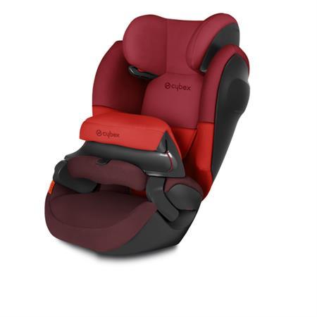 Cybex Kindersitz Pallas M SL Design 2018 Rumba Red | Dark Red