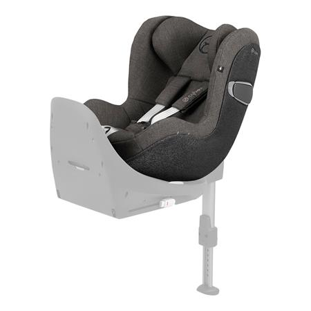 Cybex Kindersitz Sirona Z i-Size Plus ✪ Design 2019 ✪ Manhattan Grey