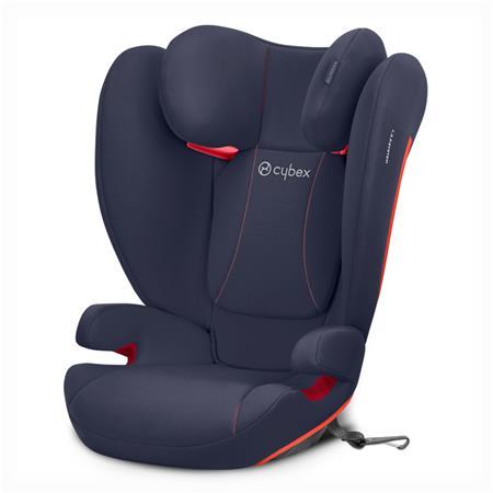 Cybex Kindersitz Solution B-Fix Bay Blue   KidsComfort.eu