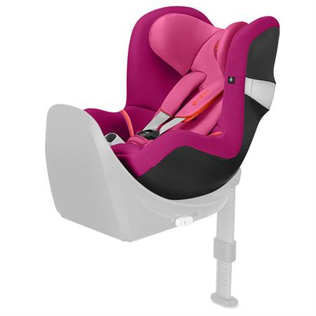 Cybex Kindersitz Sirona M2 I-SIZE Design 2018 Passion Pink | Purple
